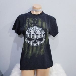 Harley Davidson Alamo City t shirt M